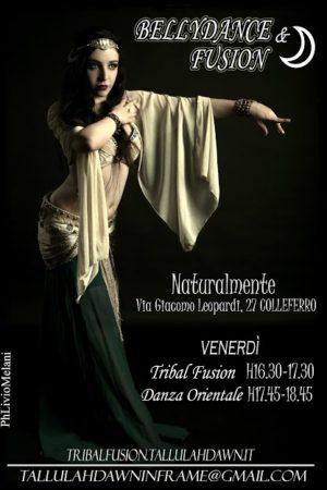 AC NaturalMente - Bellydance e Tribal Fusion