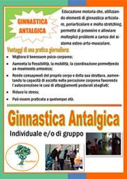 Ginnastica Antalgica | Lezioni Individuali e di gruppo  Associazione Culturale NaturalMente